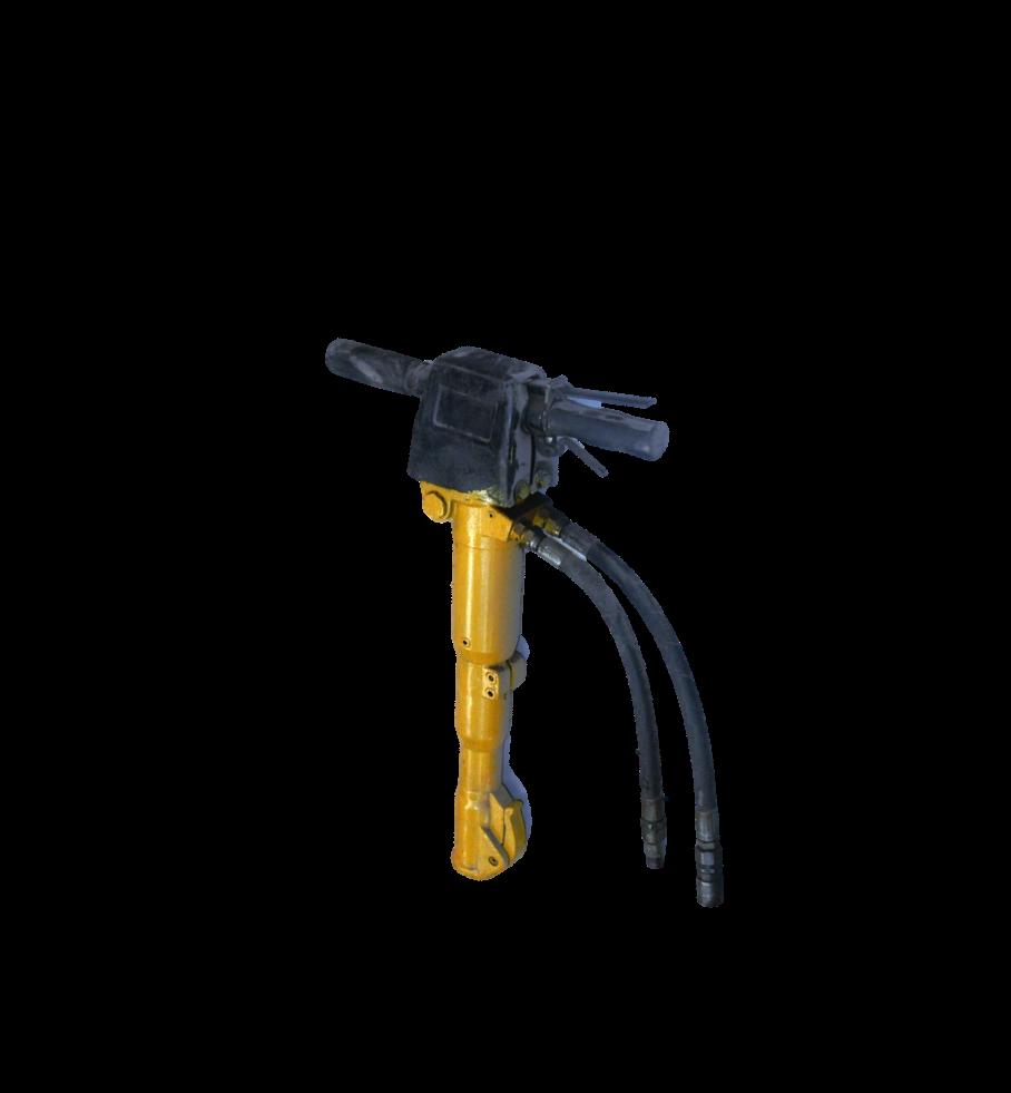 Atlas Copco Hydraulic Breakers