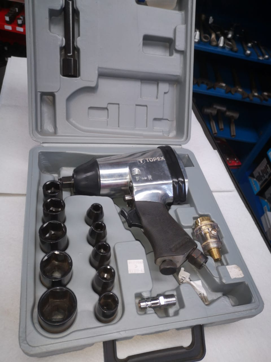 """TOPEX 1/2"""" DRIVE AIR IMPACT WRENCH"""