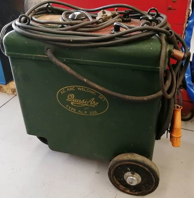 QUASI ARC WELDING MACHINE