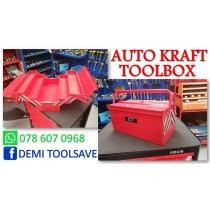 AUTOKRAFT EMPTY 5 TIER TOOLBOX