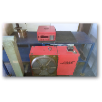 HASS HRT 310 ROTARY TABLE