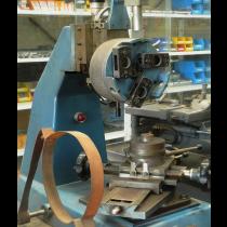MARIO DI MARIO FACETING MACHINE